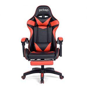 cadeira gamer vermelha
