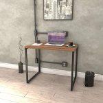 Melhores escrivaninhas industriais 90cm: guia de compra