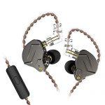 Melhores fones de ouvido Kz: classificação