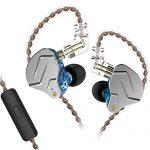 Melhores fones de ouvido Kz zsn pro: nossas indicações