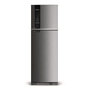 refrigerador inox duplex