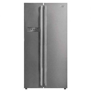 refrigerador side by side midea