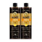 Melhores shampoos Inoar blends vitamina c: guia de compra
