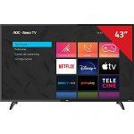 Melhores smart tv 43: ofertas e promocoes