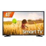 Melhores smart tv samsung 43: como escolher a melhor
