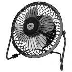 Melhores ventiladores usb de mesa: classificação